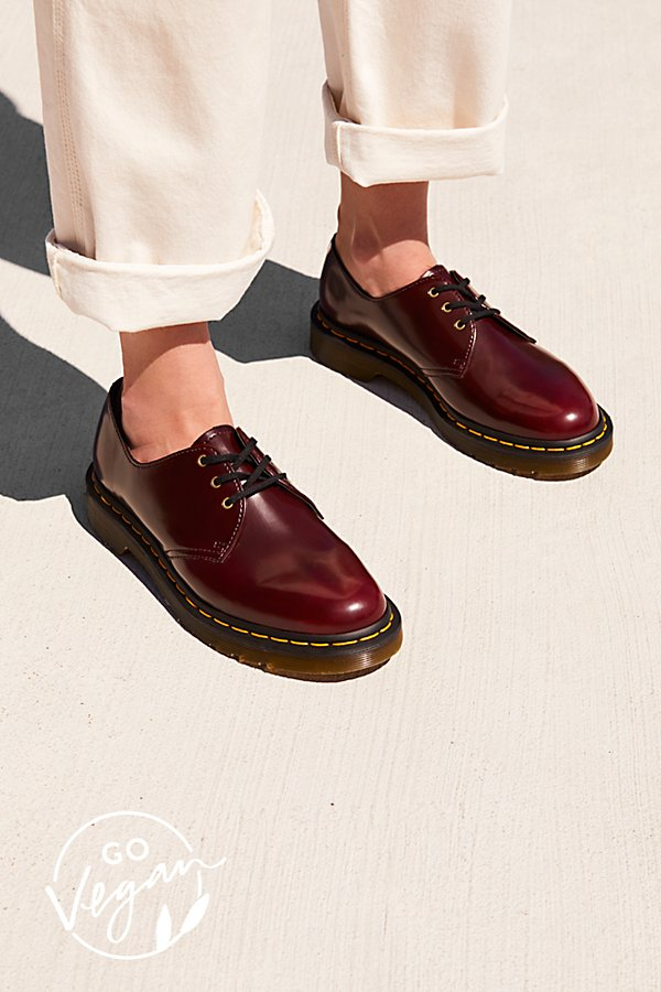 Slide View 1: Dr. Martens Vegan 1461 Loafer