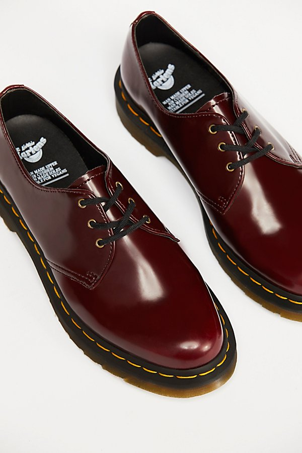 Slide View 3: Dr. Martens Vegan 1461 Loafer