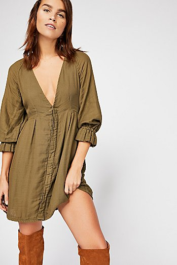 Sofiya Double Cloth Tunic