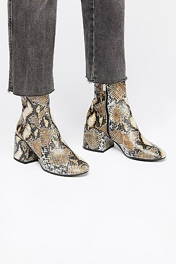 Lillian Heel Boot