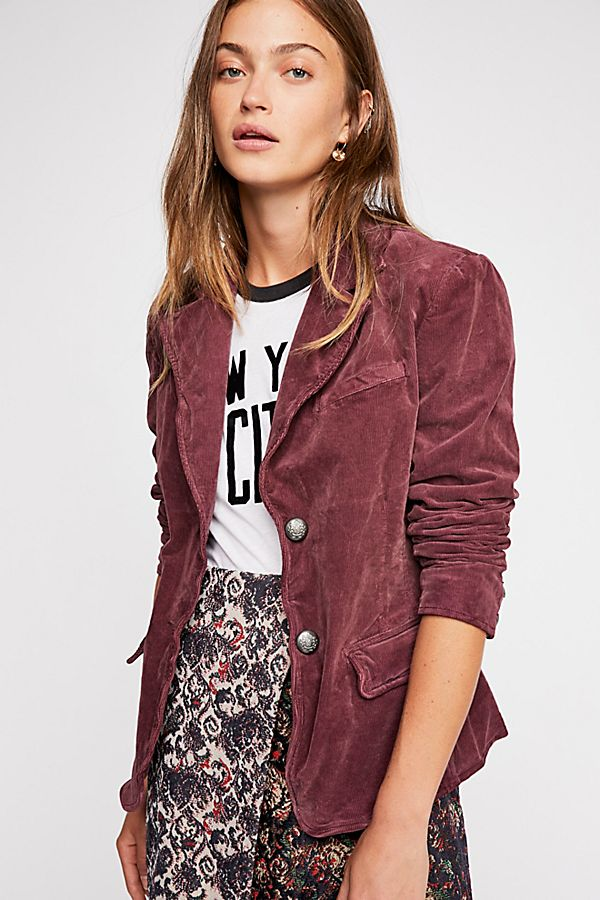 Byron Blazer | Free People