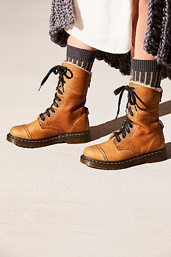 Aimlita Lace-Up Boot