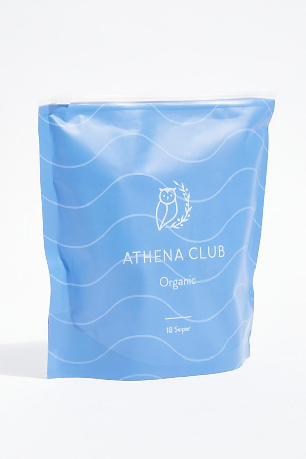 Slide View 1: Athena Club Organic Tampons