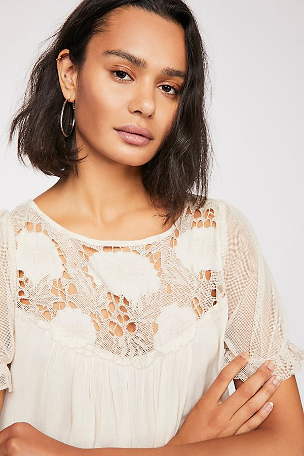 Just For You Blouse | Free People