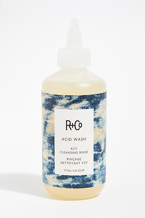 Slide View 1: R+Co Acid Wash Acv Cleansing Rinse
