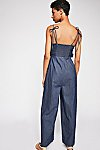 Thumbnail View 2: Brittany Denim Jumpsuit