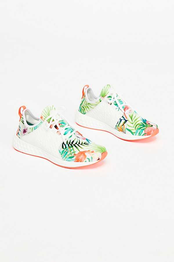 Slide View 2: Floral Cruz Sneaker