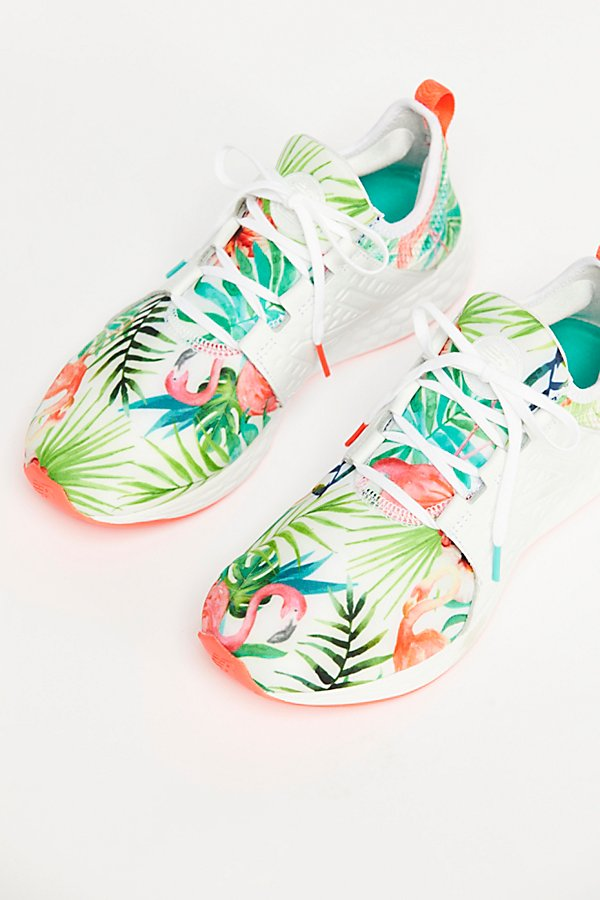 Slide View 3: Floral Cruz Sneaker
