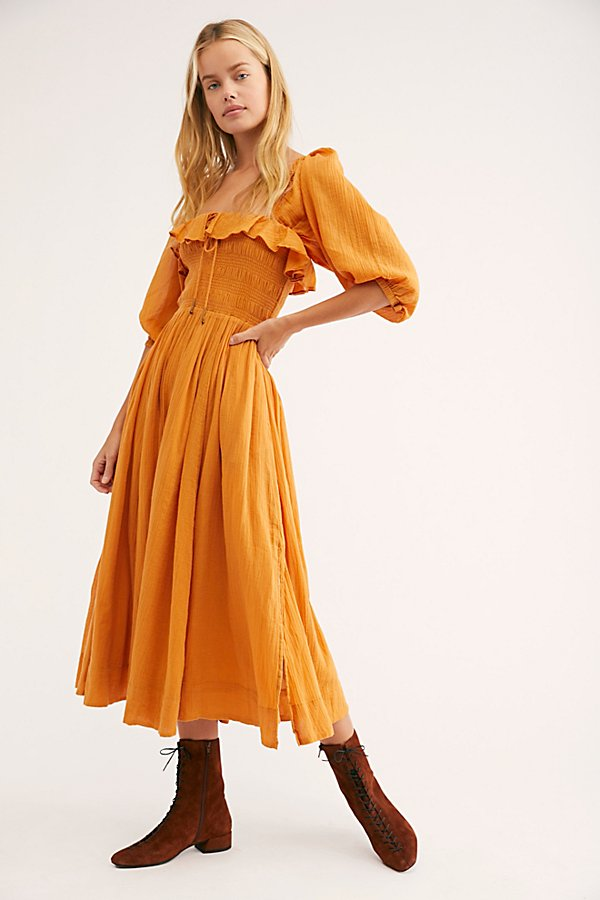 Slide View 1: Oasis Midi Dress