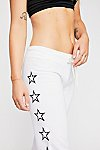 Thumbnail View 4: Sweatpants With Outline Stars
