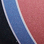 浆果色条纹