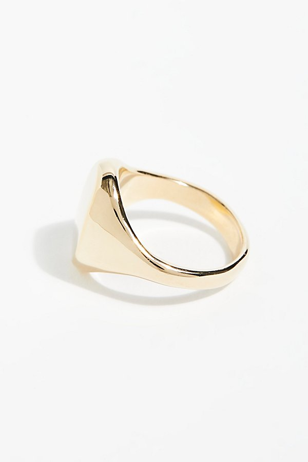 Slide View 2: Eliot Signet Ring