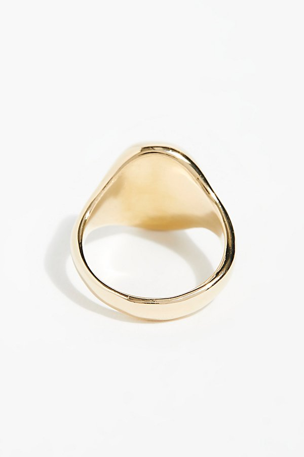 Slide View 3: Eliot Signet Ring