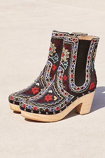 West Johanna Clog Boot