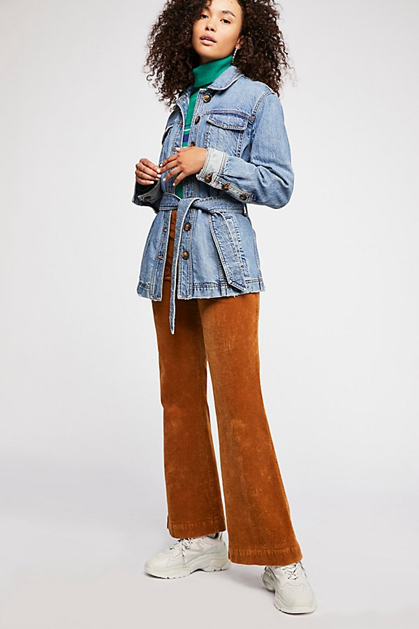 Slide View 4: Heritage Denim Shirt Jacket