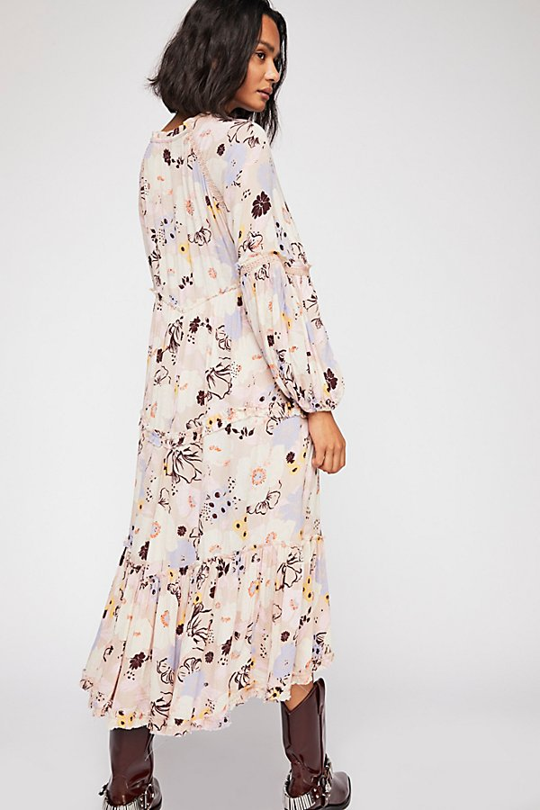 Slide View 3: In The Moment Printed Dress