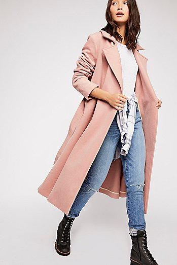 Sierra Wool Coat