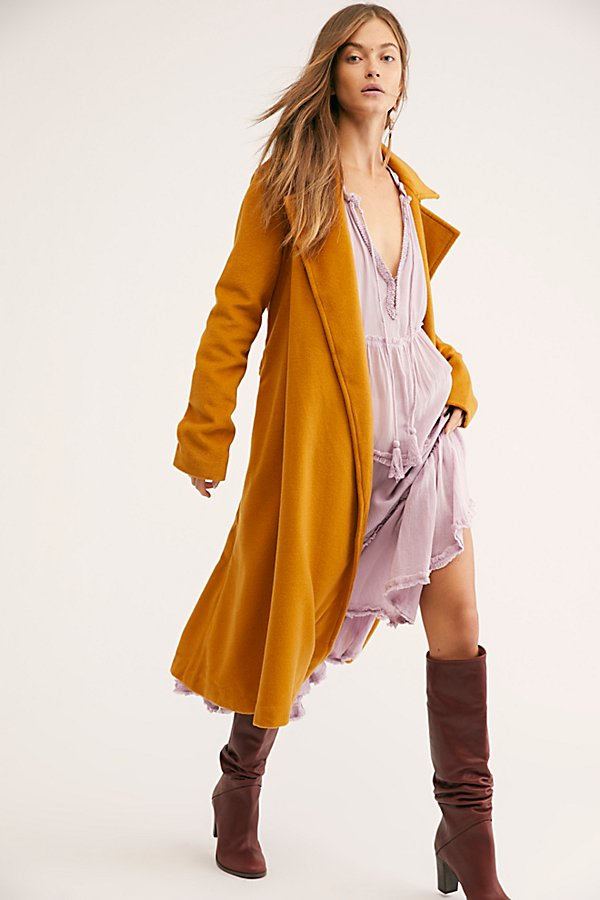 Slide View 1: Sierra Wool Coat