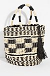 Thumbnail View 2: Alice Straw Tote