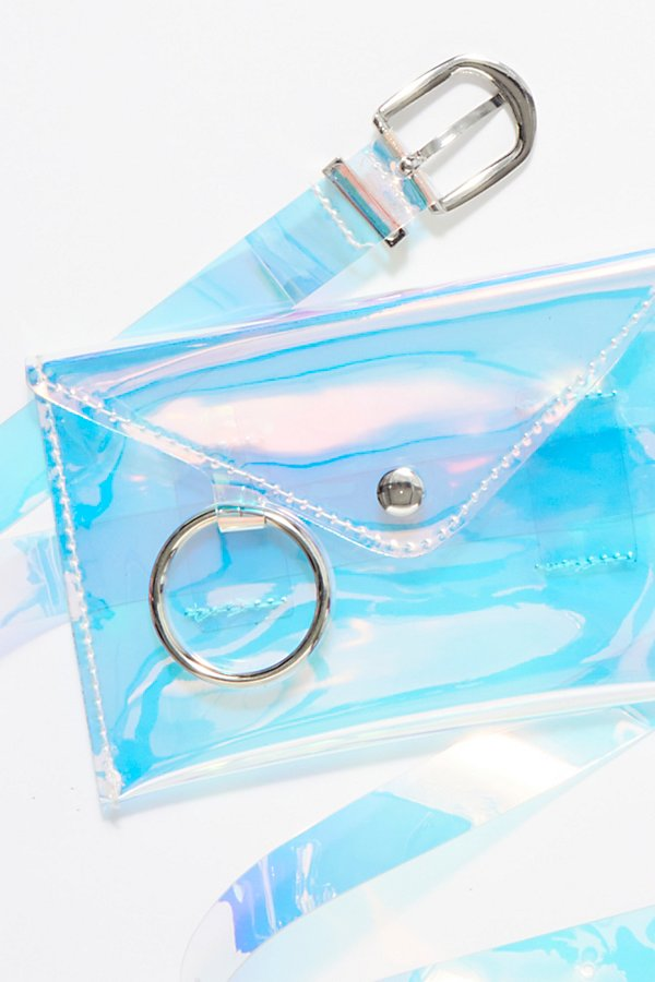 Slide View 3: Translucent Belt Bag