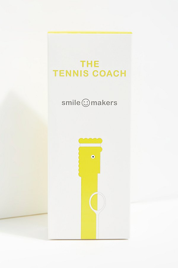 Slide View 3: Smile Makers The Tennis Coach