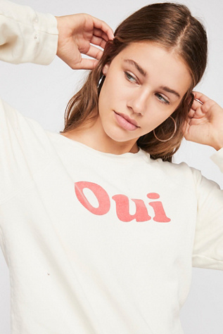 Oui Pullover by Free People