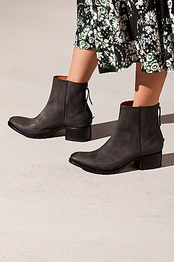 Anne Rain Proof Ankle Boot
