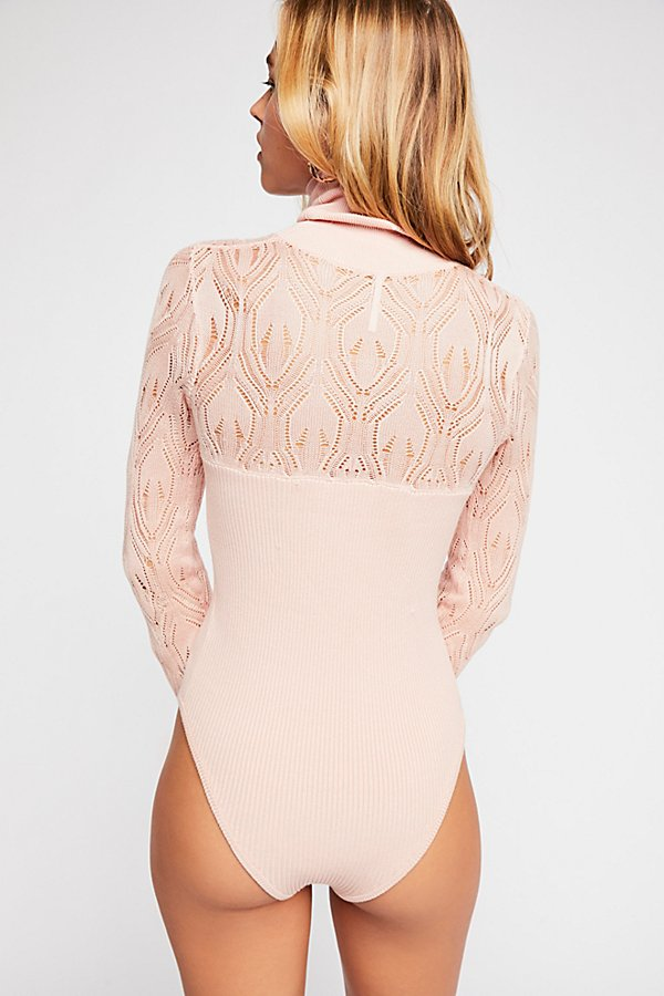 Slide View 3: Pretty In Pointelle Bodysuit