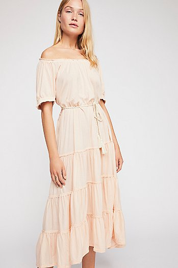 Spell On You Midi Dress