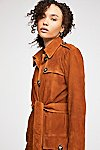 Thumbnail View 5: We The Free Larsen Suede Trench