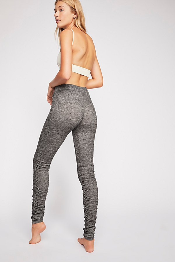 Slide View 4: Ruched Up Legging