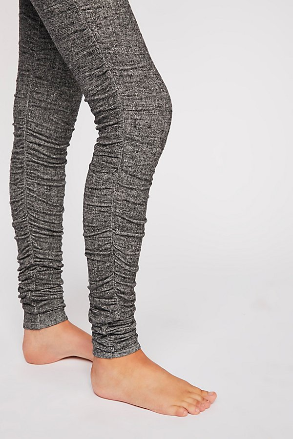 Slide View 5: Ruched Up Legging