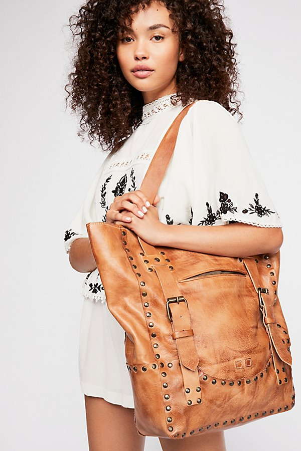 Slide View 1: Shae Distressed Tote