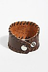 Thumbnail View 3: Distressed Leather Cuff