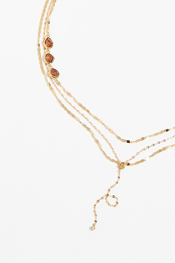 Slide View 3: Tai Delicate Layered Necklace
