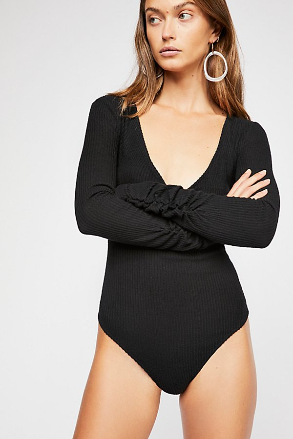 Slide View 2: Cozy Up With Me Bodysuit
