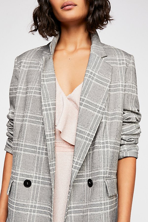 Slide View 2: Sporty Uptown Girl Blazer