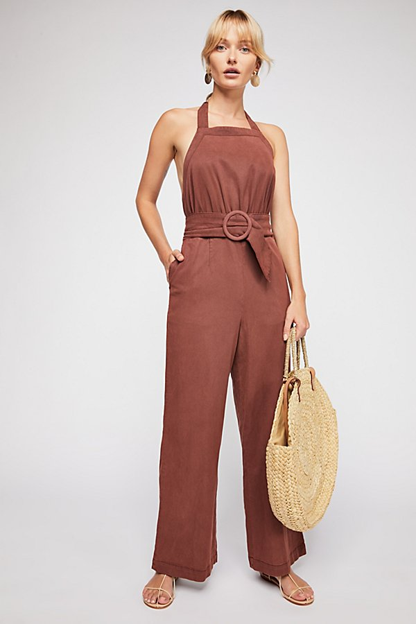 Slide View 1: It's That One Thing Jumpsuit