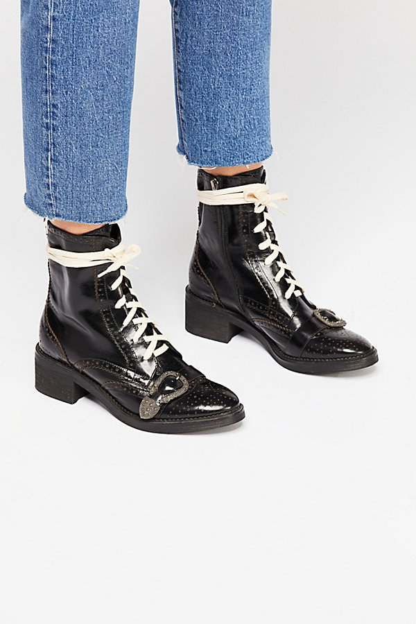 Slide View 2: Orion Lace-Up Boot