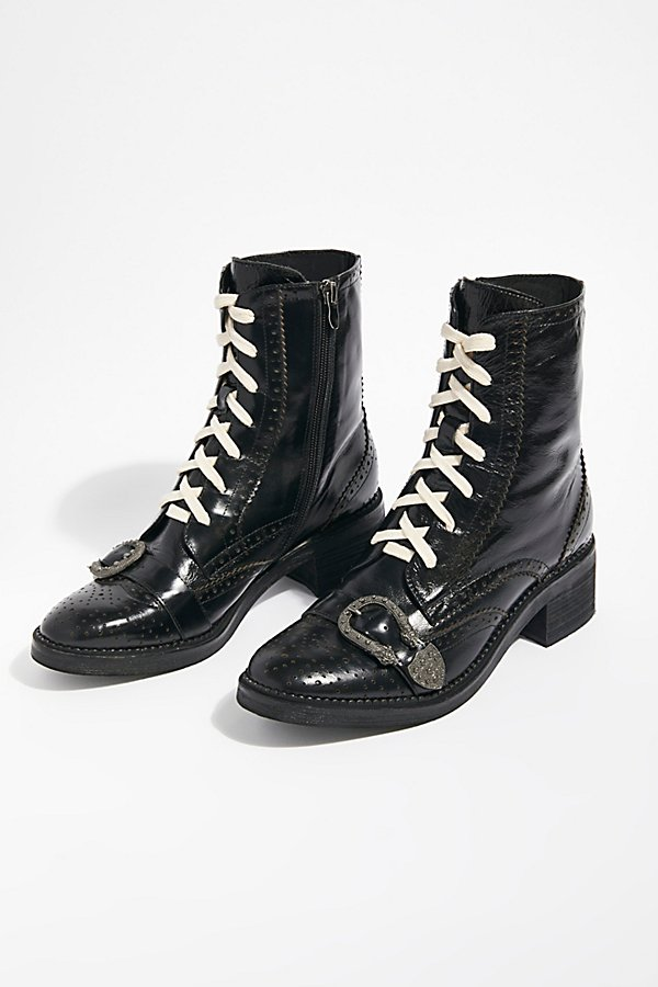 Slide View 5: Orion Lace-Up Boot