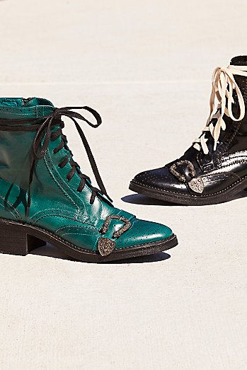 Orion Lace-Up Boot