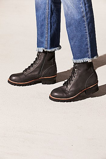 Lucca Lace Up Boot