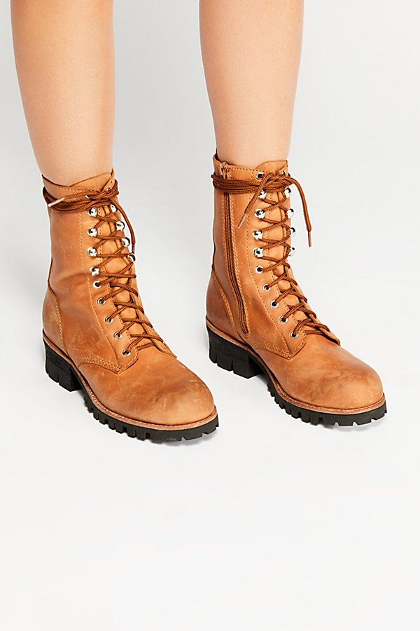 Slide View 2: Lucca Lace-Up Boot