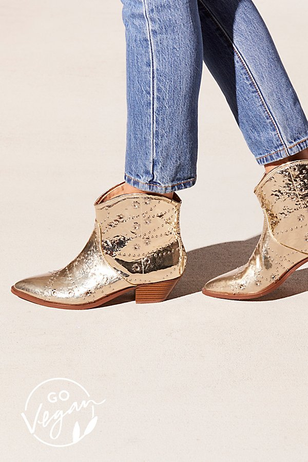 Slide View 1: Vegan Desert Western Boot