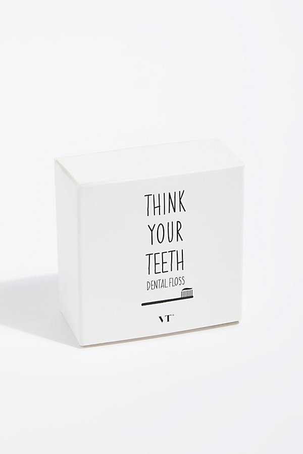 Slide View 3: Think Your Teeth Dental Floss