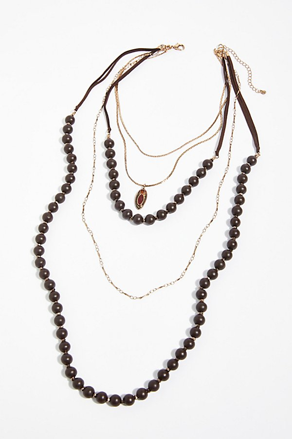 Slide View 2: Beau Beaded Necklace