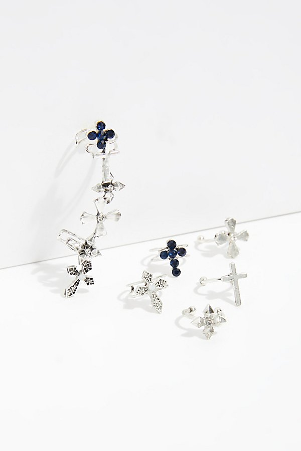 Slide View 2: Moonlight Ear Cuff Set