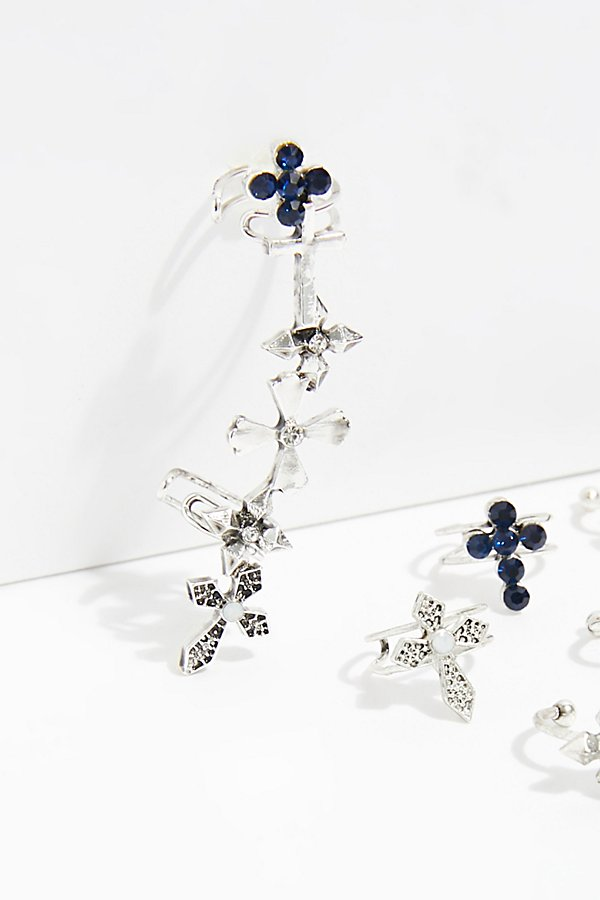 Slide View 3: Moonlight Ear Cuff Set