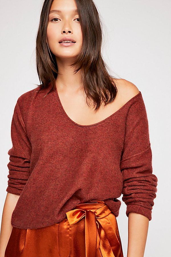 Slide View 3: Forever Cashmere V-Neck Jumper