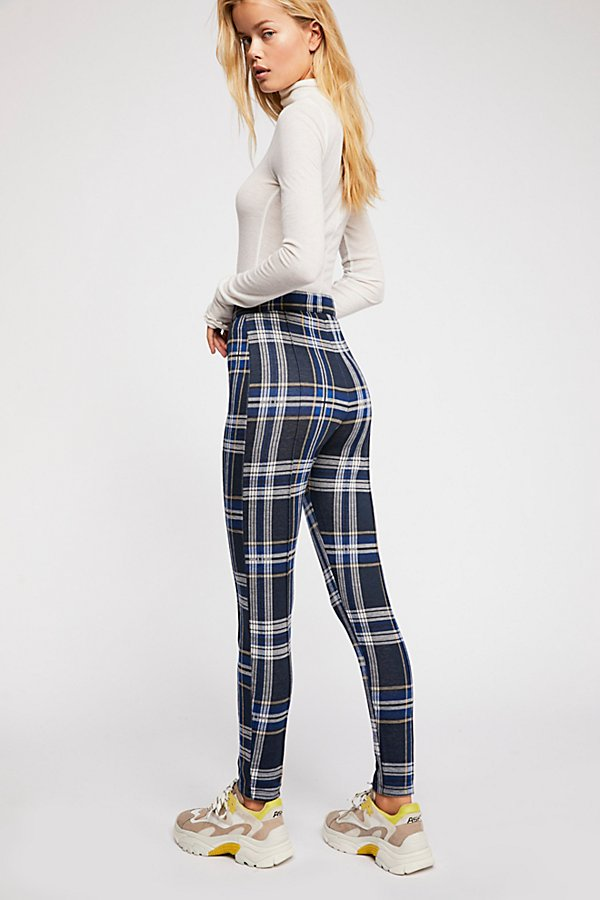 Slide View 2: Carnaby Plaid Trouser